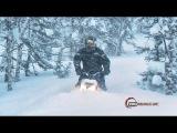 Знакомство с горным снегоходом (Приисковый. Часть 2)