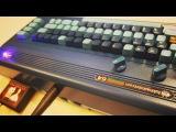 LukHash COMMODORE 64 LIVE DEMO - (Retro Gear 4 Modern Studio)