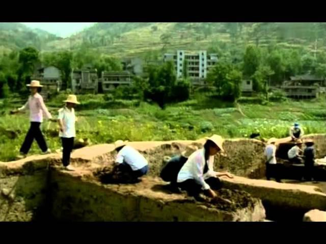 Discovery. Утерянные сокровища долины реки Янцзы