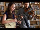Sarah Jarosz NPR Music Tiny Desk Concert