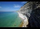 Геленджик дикий пляж Сосновка 30 07 14