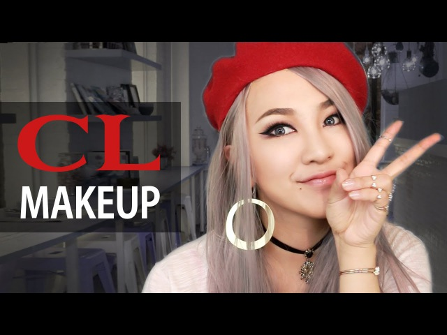 (ENG) 2NE1 씨엘 메이크업 CL inspired makeup