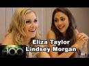 The 100 - Eliza Taylor & Lindsey Morgan