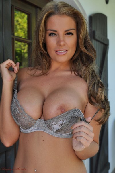 Breasty aged marina montana acquires her first