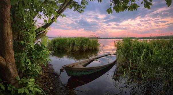 Про старую лодку © Ilya Melikhov ( IlyaM )