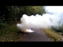 Smoke fountain. Белый дым - Белая дымовая шашка - White Smoke Fountain Jorge JFS-1