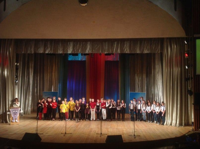Финал Школьной лиги КВН Киева 2015