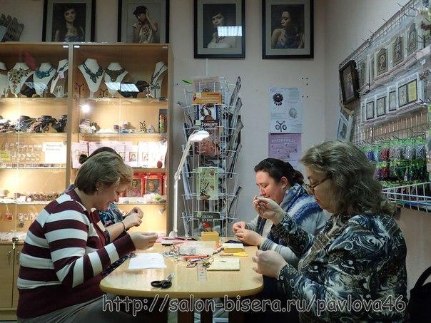 Салон Бисера в Рязани