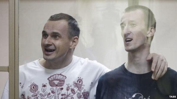 Завтра состоится международная онлайн-акция в поддержку Сенцова и Кольченко, - МИД - Цензор.НЕТ 6334
