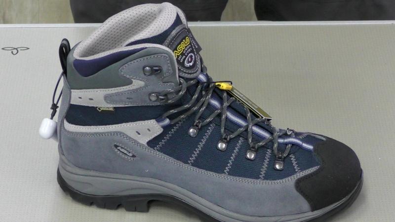 классные ботинки asolo Revert GV.MTS