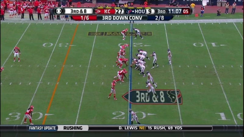 NFL / Regular Season 2015 - 2016 / Week 1 / Kansas City Chiefs - Houston Texans