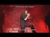 Rhapsody Of Fire - Dawn Of Victory(Subtitulado Espanol y Lyrics)(HD)(Live)2000г.