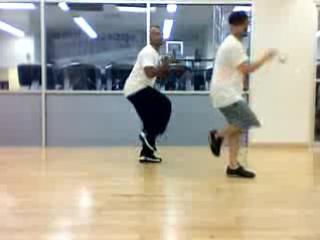 хаус связка _-_House_Dance_Routine_With_Prosenjit_Kundu_In_NYC_USA