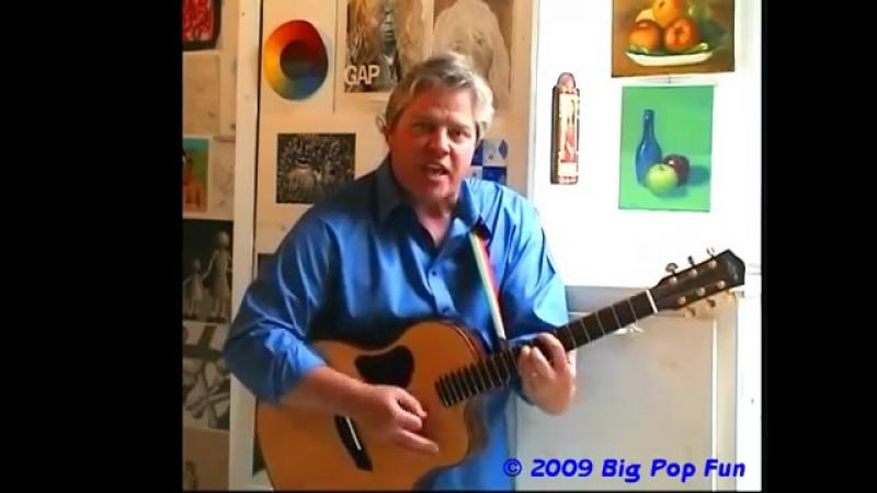 Tom Wilson The Homonym Song