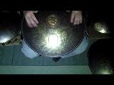Ваджрагханта строй Гармонический минор
