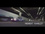 Midnight Rambler Magnus Walker in L.A. eGarage