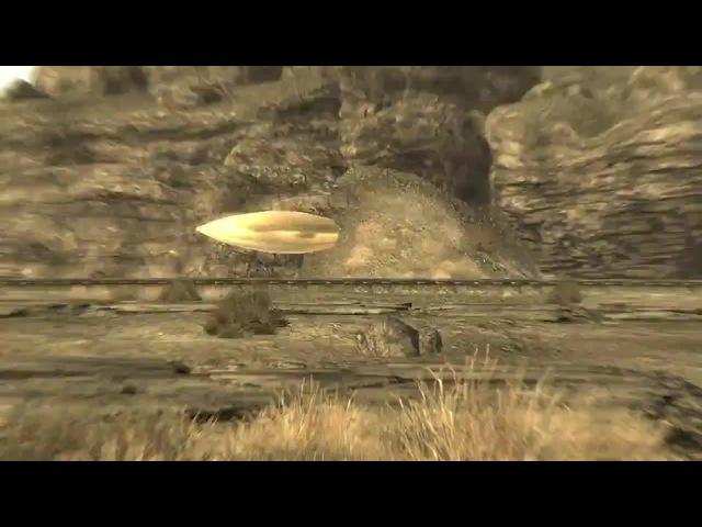 Fallout 3 New Vegas Trailer - Дорогою Добра