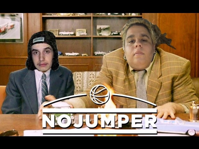 No Jumper - The Pouya Fat Nick Interview