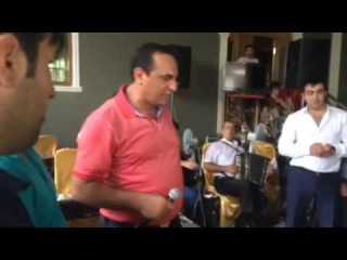 Manaf Agayev-Canli mikrofonsuz super ifa.(Shemkir Shishtepe)