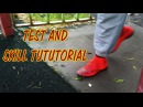 Review test mercurial x proximo ic / CR7 skill tutorial