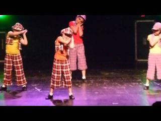 Студия Top Dance,танец Бибика, гран-при на соревнованиях Stars of the dance, 20 апреля 2013.