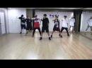 방탄소년단 Danger dance practice