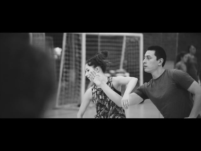HRO.MOV — Бэкстейдж проекта Виталия Кима по съемкам танцевальных клипов