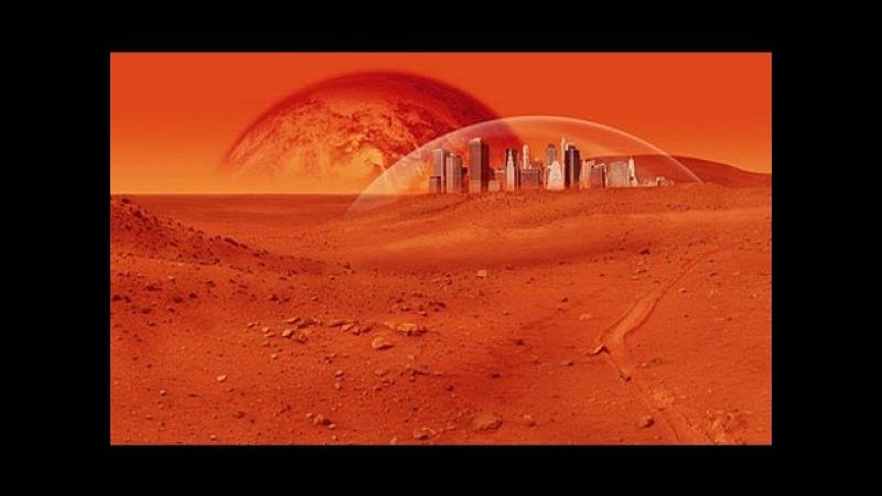 Тайны и загадки Марса.Неизвестные цивилизации.Странное дело