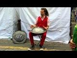 Daniel Waples --Hang Drum -- Edinburgh August 2012