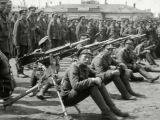 Гражданская война в Барнауле 1918 - 1919 гг. Barnaul city. civil war Siberia. Russia.