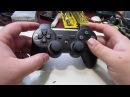 Беспроводной и безаккумуляторный Геймпад Sixaxis Sony PS3