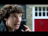 Sherlock BBC - Гномик-го (ЗЛОСТНЕЙШИЙ СТЁБ!!!)