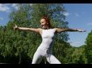 Утренняя зарядка с Катериной Буйда. Бег и гимнастика! Тренировка №2
