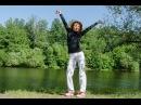Утренняя зарядка с Катериной Буйда! Бег и гимнастика! Тренировка №1 1