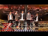 Overload Generation sing Katy Perry's I Kissed A Girl | Live Week 1 | The X Factor UK 2014