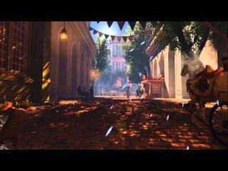 Bioshock Infinite HD In-Game Trailer