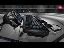 Mad Catz S.T.R.I.K.E. 7 - Игровая Клавиатура