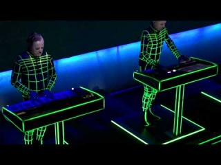 KRAFTWERK - elektro kardiogramm (live at Paradiso 3-D 'Computer World' Show, Amsterdam, 20.01.2015) [2015]