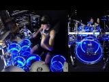 Taylor Swift - Blank Space - Drum Cover w/ Pearl Crystal Beat & Drumlite