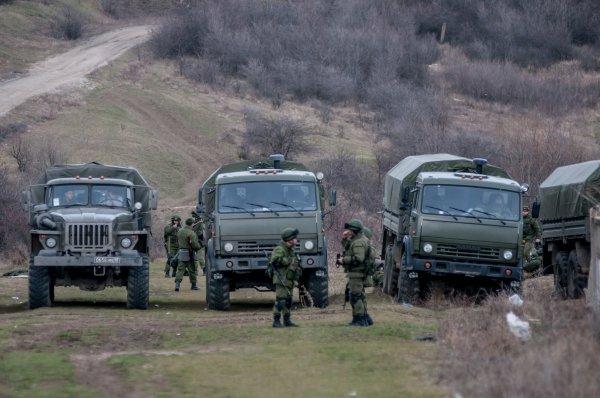 В США уверены, что Россия стягивает военные силы в Ростовскую область