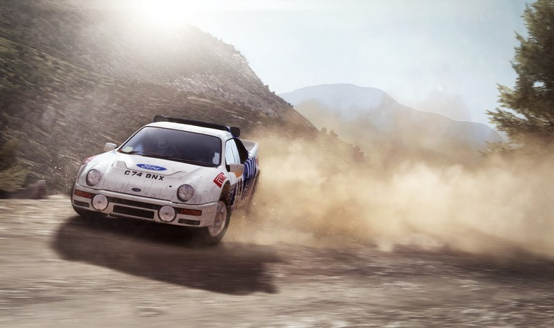 DiRT Rally (2015) (v.0.5.106.8706) скачать торрент