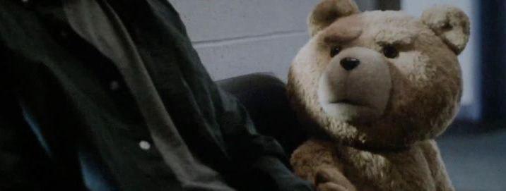 Третий лишний 2 / Ted 2 (2015) CAMRip скачать торрент