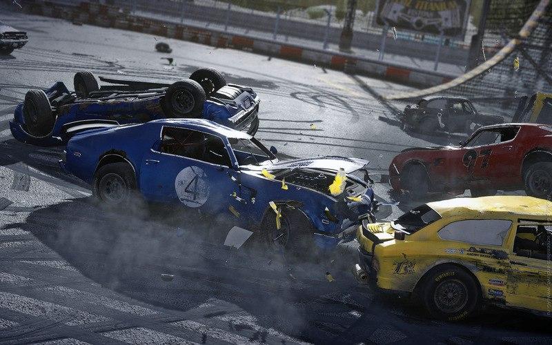 Next Car Game: Wreckfest (2015) v 0.189940 скачать торрент с rutor org