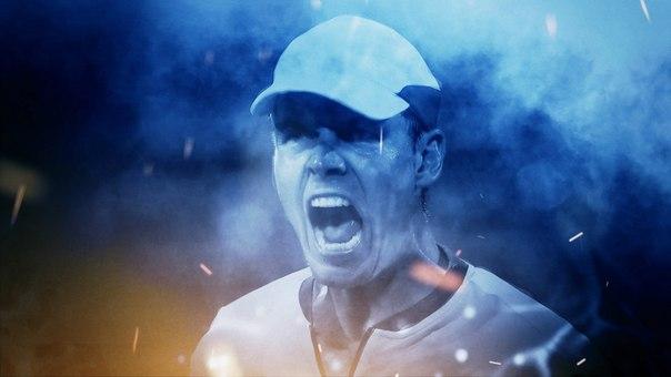 Томаш Бердых на финале мужского тура в Лондоне