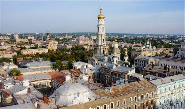 Успенский собор – до начала XXI века являлся высочайшим каменным зданием в городе Харьков