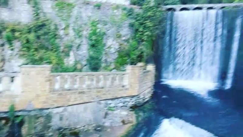 абзазия новый афон водопадик