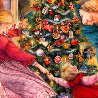 Детские Новогодние Елочки в LeonaStage