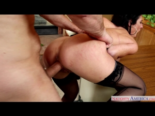 Naughty America - Dava Foxx in Naughty Office
