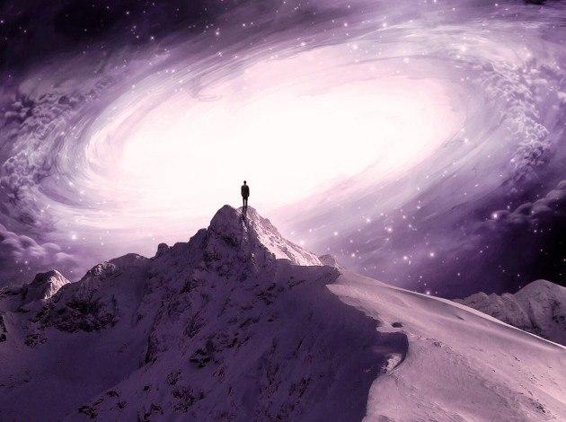 Вселенная всех нас с собой заберет