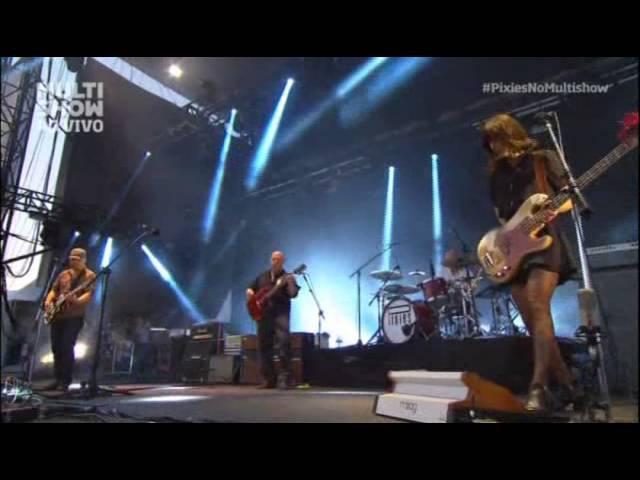 Pixies - Bagboy (live @ Lollapalooza Brazil 2014)